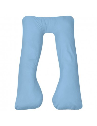 Pagalvė nėščiosioms, 90x145 cm, šviesiai mėlyna | Pagalvės | duodu.lt