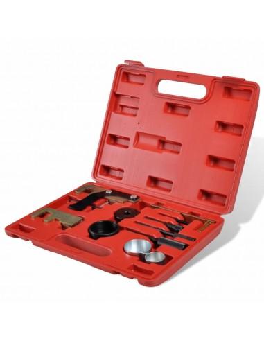 Kumštelinio veleno fiksavimo įrankių rinkinys dyzeliniams varikliams  | Darbo Įrankiai | duodu.lt