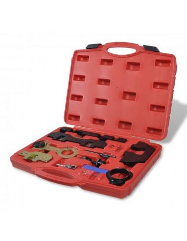 11 Dalių Rinkinys Paskirstymo Mechanizmams BMW M42/44/50/52/54/56   Darbo Įrankiai   duodu.lt
