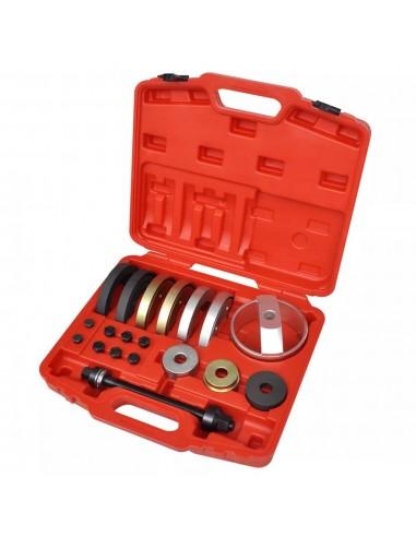 19 Įrankių Kompaktiniams Ratų Guoliams Rinkinys 62 mm, 66 mm, 72 mm | Darbo Įrankiai | duodu.lt