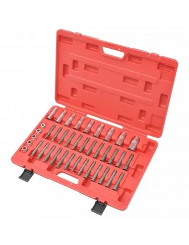 Stumoklių/amortizatoriaus montavimo įrankių rinkinys, 39vnt. | Darbo Įrankiai | duodu.lt