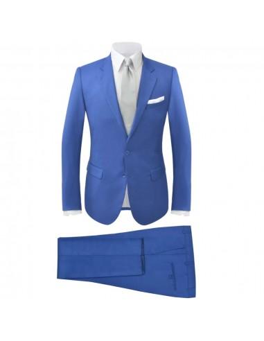 Vyriškas 2 dalių kostiumas, tamsiai mėlynas, dydis 50   Kostiumai   duodu.lt
