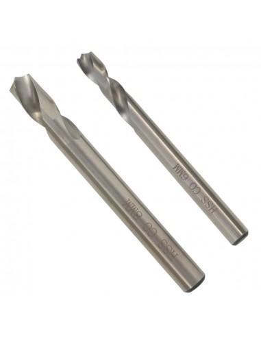 2 d. Tašk. jungčių suvirinimo grąžtų rink., 6/8mm, HSS-kobaltas | Darbo Įrankiai | duodu.lt
