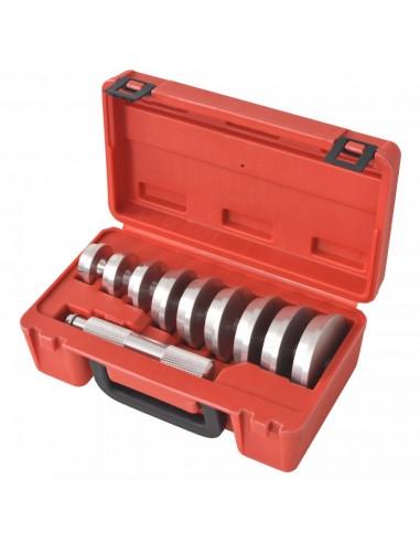 Ratų guolių ir sandarinimo žiedų presavimo rinkinys, 10 dalių | Darbo Įrankiai | duodu.lt