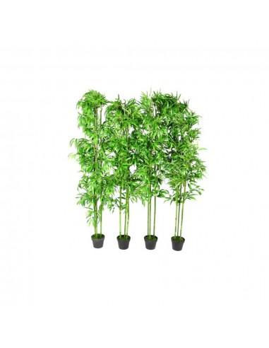 4 Dirbtiniai Bambukai Namų Dekorui 190 cm   Dirbtiniai Augalai   duodu.lt