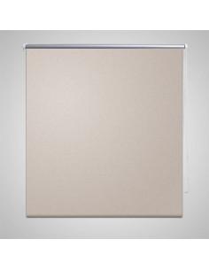 Pledas, medvilnė, kvadratų raštas, 220x250cm, juoda spalva | Antklodės | duodu.lt