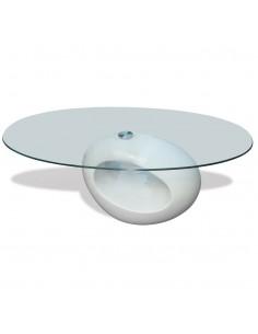 Šoninis staliukas, masyvus perdirbtas tikmedis  | Žurnaliniai Staliukai | duodu.lt