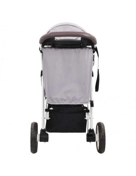 Vaikiškas vežimėlis, raudonas, 89x47,5x104 cm | Kūdikių Vėžimėliai | duodu.lt