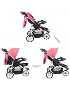 Vaikiškas vežimėlis, mėlynas, 89x47,5x104 cm | Kūdikių Vėžimėliai | duodu.lt