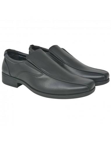Vyriški batai, juodi, dydis 41, PU oda   Batai   duodu.lt