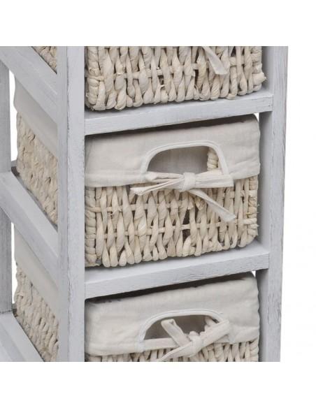 Suoliukas-daiktadėžė, masyvi mediena ir audinys, 103x51x44 cm | Sandėlio ir Prieangio Suolai | duodu.lt