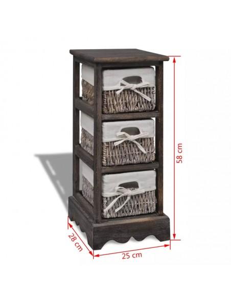 Suoliukas-daiktadėžė su atrama nugarai, audinys, 121x53x78cm | Sandėlio ir Prieangio Suolai | duodu.lt