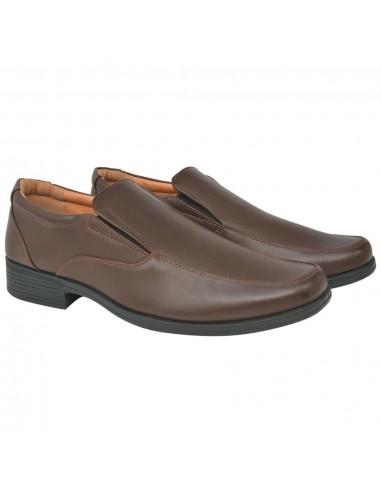 Vyriški batai, rudi, dydis 44, PU oda   Batai   duodu.lt