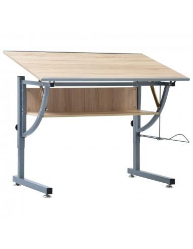 Teenager's Reguliuojamo aukščio braižybos stalas, pakeliamas | Braižybos stalai | duodu.lt
