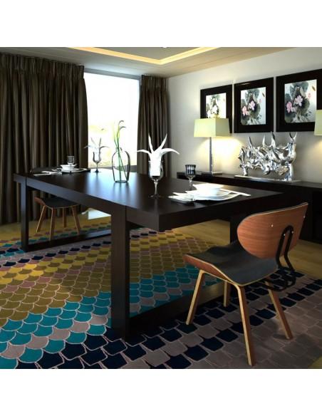 Kambario pertvara, sulankst. 228x180cm, drugelio rašt., mėlyna | Kambario Pertvaros | duodu.lt