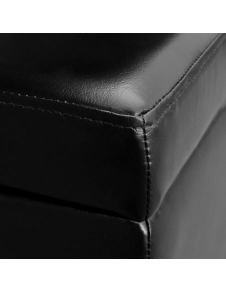 Kamb. pertvara, sulankst., 3 plokšt., japon., 120x170cm, juoda | Kambario Pertvaros | duodu.lt