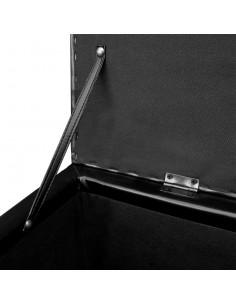 Kambario pertvara, sulankstoma, japoniško st., 160x170cm, juoda | Kambario Pertvaros | duodu.lt