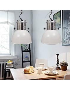 Staliukas, C formos, metalas, 35x55x65cm, baltas | Žurnaliniai Staliukai | duodu.lt