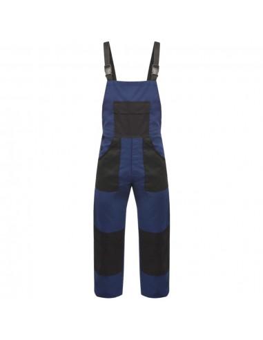 Vyriškas darbinis kombinezonas, dydis XXL, mėlynas | Darbinės kelnės ir kombinezonai | duodu.lt