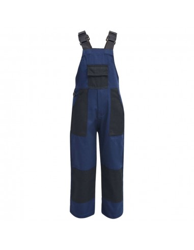 Vaikiškas darbinis kombinezonas, dydis 122/128, mėlynas | Darbinės kelnės ir kombinezonai | duodu.lt