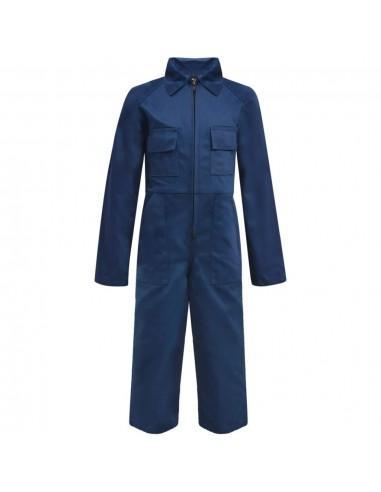 Vaikiškas kombinezonas, dydis 122/128, mėlynas   Darbinės kelnės ir kombinezonai   duodu.lt
