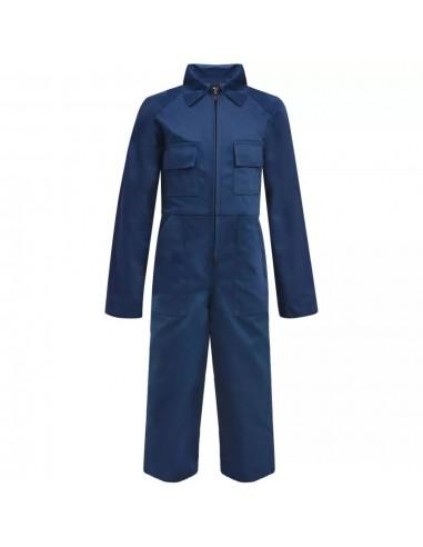 Vaikiškas kombinezonas, dydis 134/140, mėlynas   Darbinės kelnės ir kombinezonai   duodu.lt