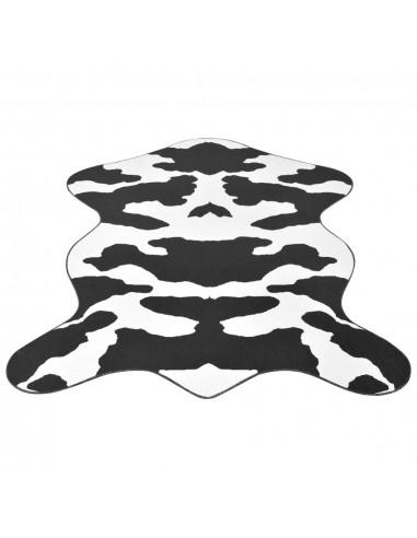 Kilimas 150x220cm, juodos karvės raštas   Kilimėliai   duodu.lt