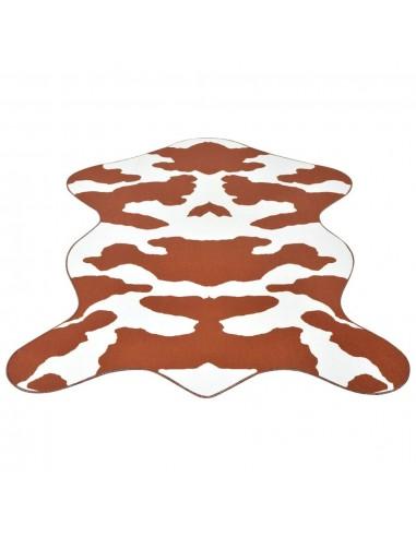 Kilimas 150x220cm, rudos karvės raštas  | Kilimėliai | duodu.lt