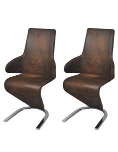 Valgomojo kėdės, 6 vnt., lenkta mediena su medžiaginiu apmušalu | Virtuvės ir Valgomojo Kėdės | duodu.lt