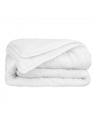 4 sezonams pritaikyta antklodė, 200x220cm, balta   Dygsniuotos ir pūkinės antklodės   duodu.lt