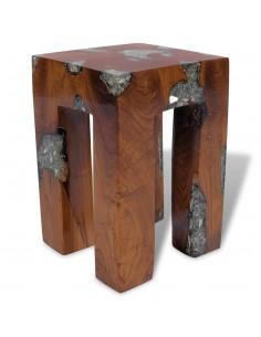 Valgomojo kėdės, 4vnt., masyvi perdirbta mediena, 51x52x80cm | Virtuvės ir Valgomojo Kėdės | duodu.lt