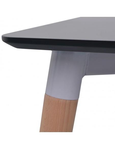 Dvigulė lova su čiužiniu, metalinė, juoda, 140x200 cm | Lovos ir Lovų Rėmai | duodu.lt