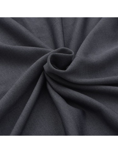 patalynės komplektas, antracito sp., medvilnė 135x200/60x70 cm | Pūkinės antklodės | duodu.lt