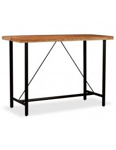 Stalas 60 cm, Mėlynos/Baltos Spalvos Mozaika | Lauko Staliukai | duodu.lt