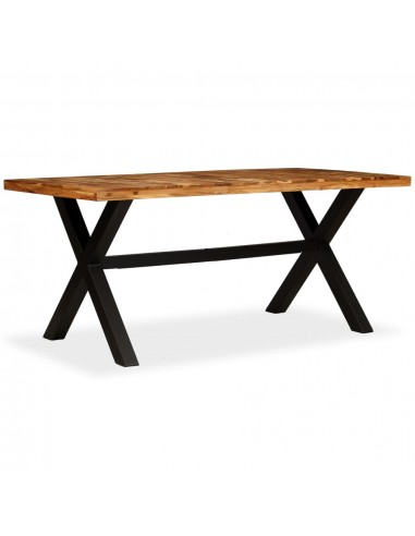 Lauko valgomojo baldų kompl., 7d., alium., juodas, sulankstomas  | Lauko Baldų Komplektai | duodu.lt