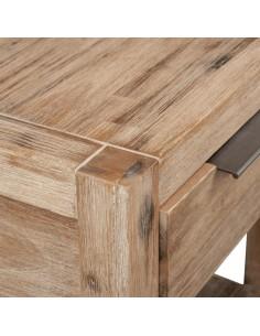 Lauko valgomojo baldų kompl., 9 d., akacijos mediena, 180cm  | Lauko Baldų Komplektai | duodu.lt
