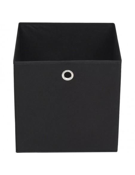 Lauko poilsio baldų komplektas, 24 dalių, poliratanas, juodas    Lauko Baldų Komplektai   duodu.lt