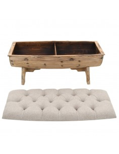 Lauko baldų komplektas, 14 dalių, poliratanas, rudas  | Lauko Baldų Komplektai | duodu.lt