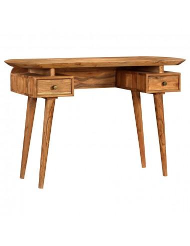 Rašomasis stalas, akacijos medienos masyvas, 120x50x77cm   Rašomieji Stalai   duodu.lt