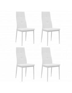 Sodo kėdės, 2 vnt., juodos, poliratanas | Lauko Kėdės | duodu.lt