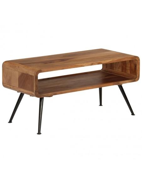 Iškylos stalas, bambukas, 120x120x78 cm  | Lauko Staliukai | duodu.lt