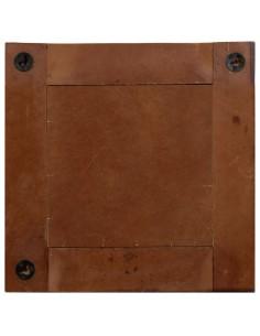 Saulės gultų komplektas, 11 d., su stogeliu, poliratanas, rudas  | Šezlongai | duodu.lt