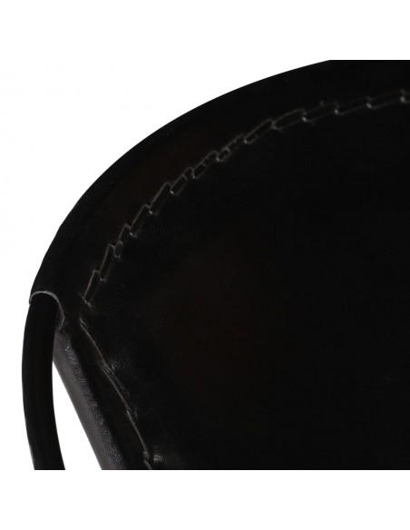Gultas su stogeliu, poliratanas, 194x120,5x30/156 cm, rudas    Šezlongai   duodu.lt