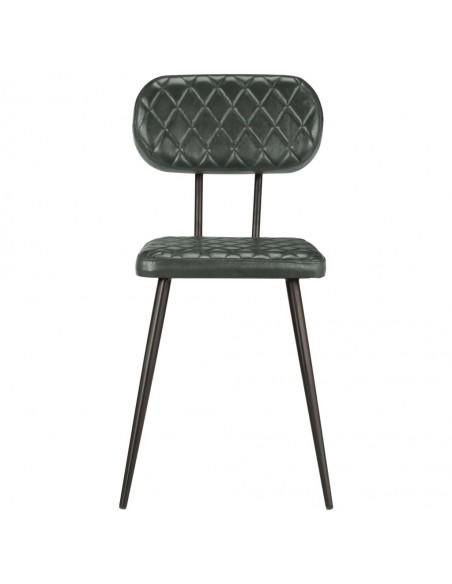 Krėslas, sintetinis ratanas, 65x65x73 cm, juodas  | Lauko Kėdės | duodu.lt