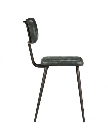 Kėdutė, sintetinis ratanas, 53x53x30 cm, ruda  | Pufai | duodu.lt