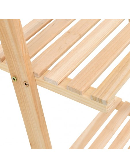 Atlošiamas krėslas, poliratanas, rudas, 55x68x107cm | Šezlongai | duodu.lt