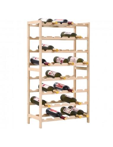 Stovas vynui, kedro medienos masyvas, 57,5x28x102cm   Vyno Lentynos   duodu.lt