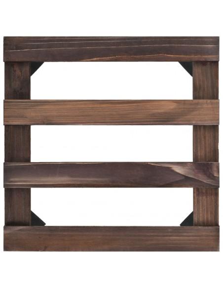 Lauko valgomojo baldų komplektas, 7 dalių, aliuminis, WPC  | Lauko Baldų Komplektai | duodu.lt