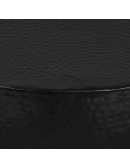 Modulinis sodo poilsio baldų kompl., 25d., polirat., juodas  | Lauko Baldų Komplektai | duodu.lt