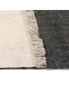 Saulės gultas, 3d., tekstilenas, juodas  | Šezlongai | duodu.lt